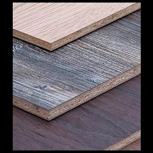 <p>Ламинированная древесностружечная плита</p>